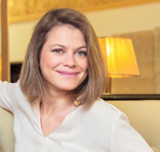 Portrait d'Aude Baron