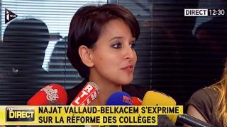 La réforme du collège se fera car elle est indispensable pour la réussite de chaque élève