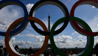 Trocadéro olympique