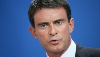 Manuel Valls à Berlin