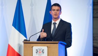 "Manuel Valls : ""my government is pro-business"""
