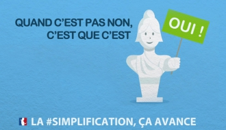 Le choc de #simplification à l'@Elysee