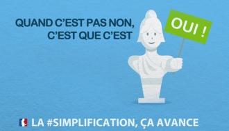 Le choc de #simplification à l'@Elysee