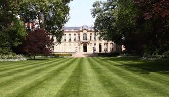 Le jardin de Matignon