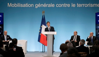 Antiterrorisme : Manuel Valls annonce des mesures exceptionnelles