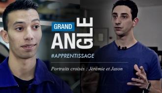 #GrandAngle Apprentissage : portraits croisés