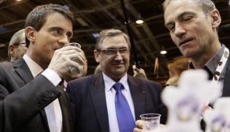 """Manuel Valls : """"Il ne faut pas opposer environnement et agriculture"""""""