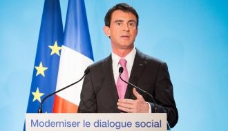 """""""Le dialogue social de qualité est vital pour les salariés, pour les entreprises, pour l'économie de notre pays"""""""