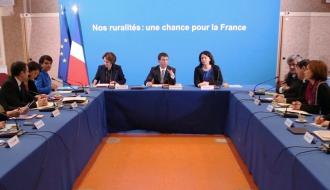 """""""Les ruralités, avec toute la diversité des paysages, des métiers, des traditions, sont autant de chances pour la France"""""""