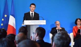 """""""Construire ensemble le développement de la nouvelle métropole Aix-Marseille-Provence"""""""