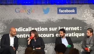 """Colloque """"Radicalisation sur internet : le contre-discours en pratique"""""""