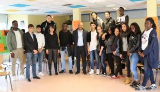 Journée de la Fraternité au Lycée Olympe DE GOUGES