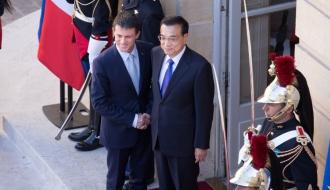 """""""La relation entre la France et la Chine est à un niveau exceptionnel"""""""