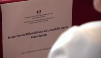 #Égalitédesdroits : rendre accessibles les sites de l'Administration aux personnes en situation de handicap