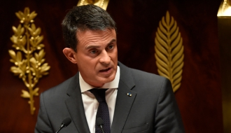 """#Syrie : """"La France est en guerre contre le terrorisme, le djihadisme, l'islamisme radical. Ce sera long mais nous l'emporterons"""""""