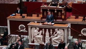 Discours de Manuel Valls à l'Assemblée nationale