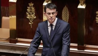 """""""La France, parce qu'elle a derrière elle tout un peuple, ne se soumet pas, ne renonce pas, ne cède pas"""""""
