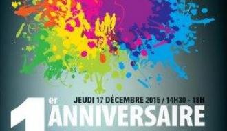 1er anniversaire du plan de lutte contre le racisme et l'antisémitisme à Vaulx-en-Velin