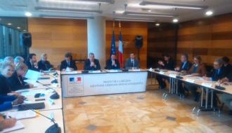 Installation du Comité opérationnel de lutte contre le racisme et l'antisémitisme de Gironde