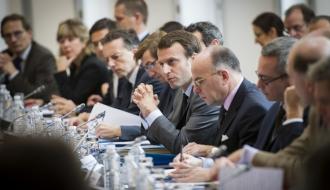Le second comité de la filière industrielle de sécurité s'est réuni le 1er décembre 2015