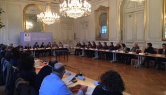 Installation des Comités opérationnels de lutte contre le racisme (CORA) du Bas-Rhin et de Loire-Atlantique