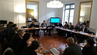 Séance plénière de la Commission nationale consultative des gens du voyage