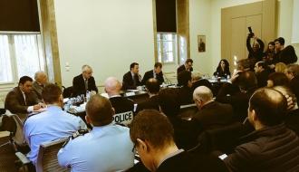 Installation du Comité opérationnel de lutte contre le racisme et l'antisémitisme de Corse du Sud