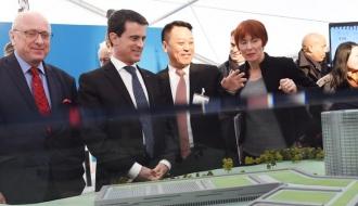 """""""Nous avons un objectif : faire que l'industrie française soit toujours à la pointe"""""""