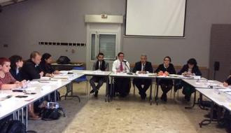 Déplacement du délégué interministériel à la lutte contre le racisme et l'antisémitisme dans le Vaucluse