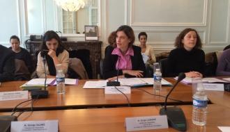 Premier comité interministériel de suivi des victimes de terrorisme