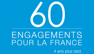 60 engagements pour la France, 4 ans plus tard