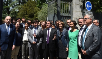 """""""Fédérer les initiatives publiques et rassembler les énergies locales"""""""
