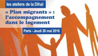 45ème atelier de la Dihal sur le relogement des réfugiés