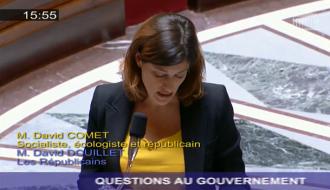 Question à l'Assemblée Nationale sur l'exonération fiscale pour les victimes de terrorisme