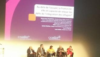 Colloque organisé par Coallia pour la journée mondiale des réfugiés
