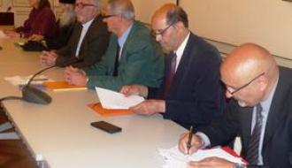 Installation du Comité opérationnel de lutte contre le racisme et l'antisémitisme de Charente