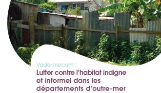 Un nouveau vademecum à paraître sur la lutte contre l'habitat indigne et informel dans les départements d'Outre-mer