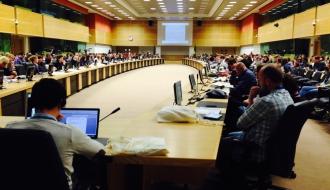 Bruxelles : « Conférence sur le Logement d'abord en Europe »