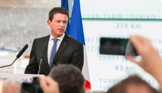 """Tunnel Lyon-Turin : """"Ce projet est un projet d'envergure. Il montre combien l'Italie et la France sont des partenaires solides"""""""