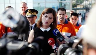 Juliette MÉADEL structure l'accompagnement et le suivi dans la durée des victimes de l'attentat de Nice