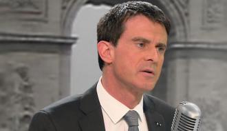 """Manuel Valls à BFMTV : """"l'économie française crée de nouveau des emplois"""""""