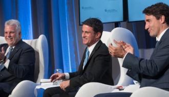 """Manuel Valls au Canada : """"la France veut désormais être le partenaire européen de référence pour le Canada"""""""