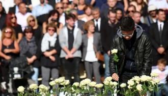 La Nation toute entière a rendu hommage aux victimes de l'attentat de Nice