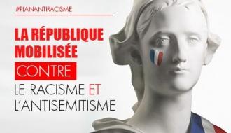 Mise en place du Comité opérationnel de  lutte contre le racisme et l'antisémitisme de Paris
