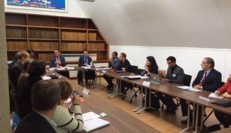 Installation du Comité opérationnel de lutte contre le racisme et l'antisémitisme (Cora) de Loir-et-Cher