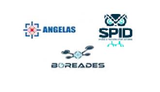 Démonstration combinée de trois projets de lutte anti-drones