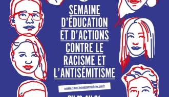 Semaine d'éducation et d'actions contre le racisme et l'antisémitisme 2017