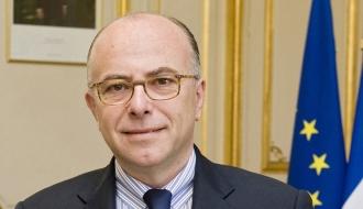 Bernard Cazeneuve présente ses vœux de succès à Paolo Gentiloni, président du Conseil italien