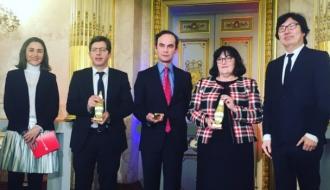 Cérémonie de remise des Victoires des Acteurs Publics de l'année