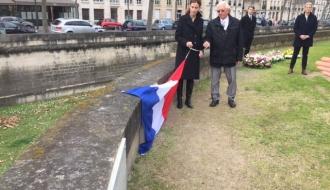 Cérémonie d'hommage aux victimes de l'attentat au musée du Bardo à Tunis du 18 mars 2015